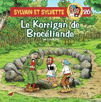 Sylvain et Sylvette. Volume 26, Le korrigan de Brocéliande