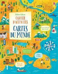 Cartes du monde : cahier d'activités