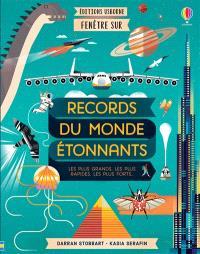 Records du monde étonnants : les plus grands, les plus rapides, les plus forts...