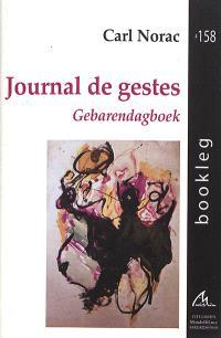 Journal de gestes = Gebarendagboek