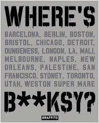 WHERE'S BANKSY ?
