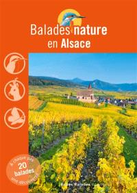 Balades nature en Alsace