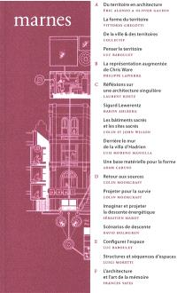 Marnes, documents d'architecture. n° 5