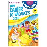 Les incollables : mon cahier de vacances 2020 : du CP au CE1, 6-7 ans