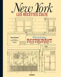 New York : les recettes culte