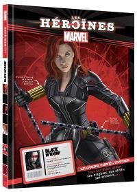 Black Widow : le guide visuel ultime : tout sur Black Widow, ses origines, ses alliés, ses ennemis...