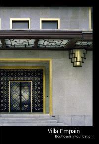 Villa Empain : Boghossian Foundation