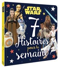 7 histoires pour la semaine, Star Wars