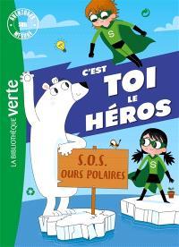 SOS ours polaire : c'est toi le héros