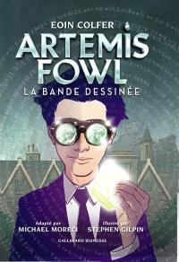 Artemis Fowl : la bande dessinée. Volume 1