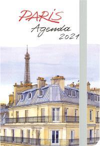 Paris : agenda 2021