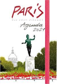 Paris aux cent visages : agenda 2021