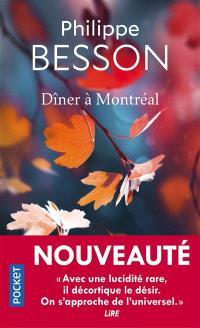 Dîner à Montréal