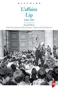L'affaire Lip : 1968-1981