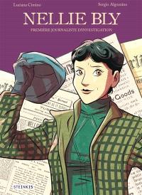 Nellie Bly : première journaliste d'investigation