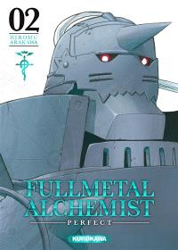 Fullmetal alchemist perfect. Volume 2