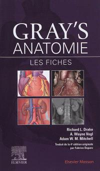 Gray's anatomie : les fiches