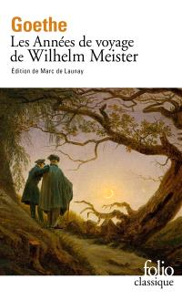 Les années de voyage de Wilhelm Meister
