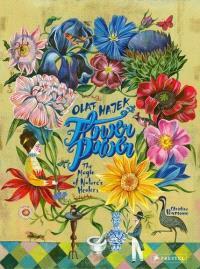 OLAF HAJEK FLOWER POWER THE MAGIC OF NATURE S HEALERS /ANGLAIS