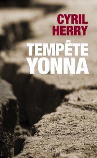 Tempête Yonna