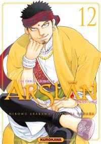 The heroic legend of Arslân. Volume 12
