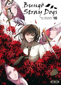 Bungo stray dogs. Volume 16