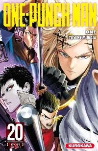 One-punch man. Volume 20