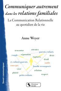 Communiquer autrement dans les relations familiales : la communication relationnelle au quotidien de la vie