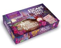Alice au pays des merveilles : escape game party