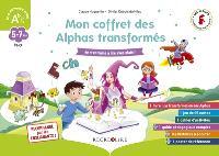 Mon coffret des Alphas transformés : GS-CP, 5-7 ans : je m'entraîne à lire avec plaisir