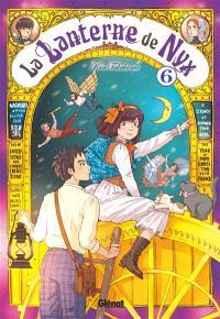 La lanterne de Nyx. Volume 6