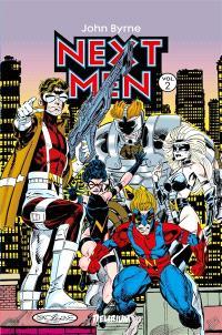Next men. Volume 2