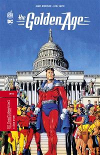 Justice society : l'âge d'or : 1993 = Justice society : the golden age : 1993