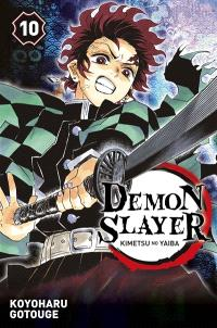 Demon slayer : Kimetsu no yaiba. Volume 10