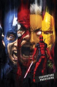 Deadpool. Volume 1, Deadpool massacre Marvel