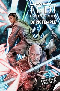 Star Wars Jedi : fallen order, Dark temple