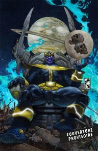 Thanos, L'ascension de Thanos
