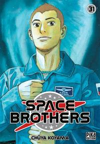Space brothers. Volume 31