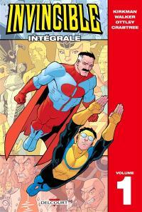 Invincible : intégrale. Volume 1