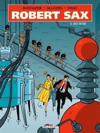 Robert Sax. Volume 5, La guêpe