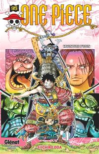 One Piece : édition originale. Volume 95, L'aventure d'Oden