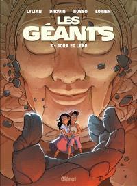 Les géants. Volume 3, Bora et Leap