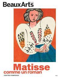 Matisse : comme un roman : Centre Pompidou