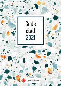 Code civil 2021 : jaquette geometric