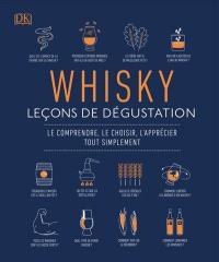 Whisky : leçons de dégustation : une nouvelle façon d'apprécier le whisky