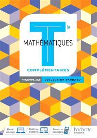 Option mathématiques complémentaires terminale : programme 2020