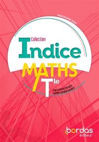 Maths terminale, mathématiques complémentaires : programme 2020