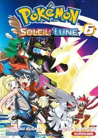 Pokémon : Soleil et Lune. Volume 6