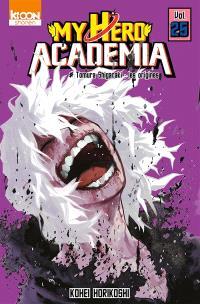 My hero academia. Volume 25, Tomura Shigaraki : les origines