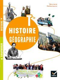 Histoire géographie terminale